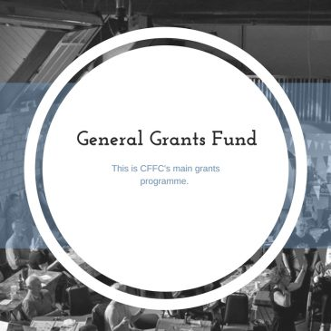 Grants of up to £5000 for local groups!